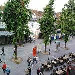  Blick auf den Platz &#39;t Zand