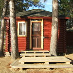 Photo of Red Deer Log Cabins and Campground Madawaska