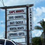 Captain Hook's Marina & Dive Center