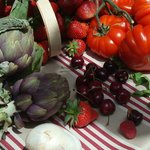 Cooking in Provence local seasonal products