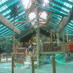 Wild Bear Falls Indoor Waterpark