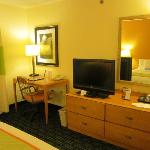 Fairfield Inn & Suites Chicago St. Charles照片