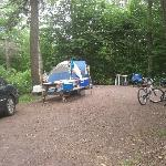 Foto van Ricketts Glen State Park Campground