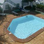 Pool in Block 3