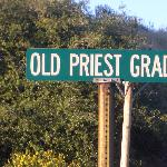 Old Priest Station Motel Foto