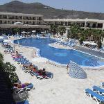  dunas hotel pool