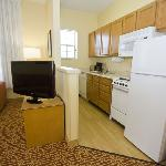 All Suites Offer Fully Equipped Kitchens