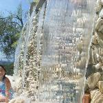 fabolous waterfalls pool, children enjoy so much
