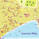  marmaris map