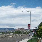 Wendover Blvd.- toward other casinos