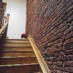 Nice exposed bricks