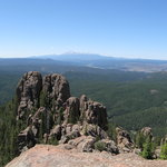 Devil's Head Fire Lookout