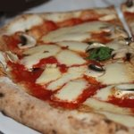  The margharita pizza