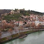 Narikala (old fortress) and the Old City