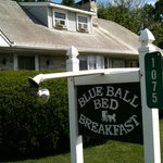 Foto van Blue Ball Bed and Breakfast