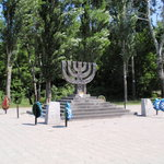 Babi Yar Memorial