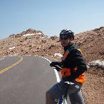 Pikes Peak Cog Up and Bike Down with Challenge Unlimited