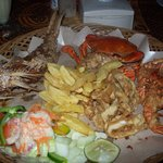  Seafood Basket