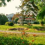 Rosemont is nestled on 60 acres of beautifully kept grounds