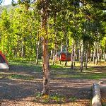Madison Campground resmi