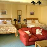  One of the fabulous double rooms