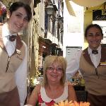 The Best Waitresses in Sorrento