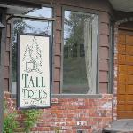 Foto van Tall Trees Bed and Breakfast