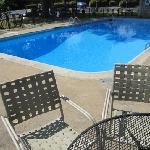  Swimming Pool: Park Motel Russellville