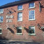  Mundy Arms Inn near reception  - Mackworth Derbys.