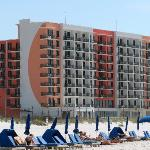صورة فوتوغرافية لـ ‪Hampton Inn & Suites Orange Beach / Gulf Front‬