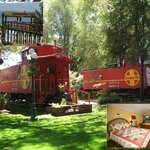 Featherbed Railroad Bed & Breakfast Resort