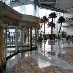  World Trade Plaza Hotel Lobby