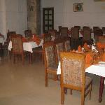The Restaurant at Hotel Pramila