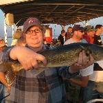  25.5 &quot;  Walleye