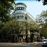  Grand Hotel Bombay - View from outside