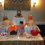 Delicious Candy buffet