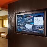 GoBoard, touch screen infomartion center