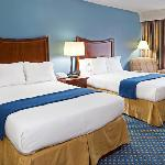 Foto di Holiday Inn Express Hickory - Hickory Mart