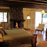 Special Room with fireplace and Jacuzzi!