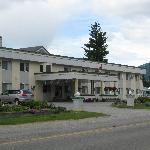 General view of the motel
