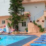 Kastro Beach Apartments Foto