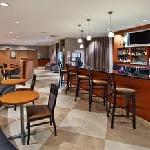 Holiday Inn Augusta West Bar and Restaurant Area