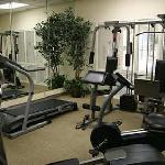 Hampton Inn and Suites Augusta Fitness Center
