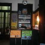 Bar do hostel