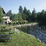 Photo de Hotel du Lac Carling