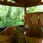 the spa tubs