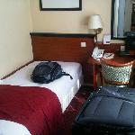 single room - smallest ever!!!
