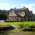 The Hotel's gardens