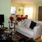 Foto de Parkside Bed and Breakfast