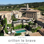 Photo of Hotel Crillon le Brave Crillon-le-Brave